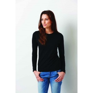 Gildan Softstyle Ladies Fit Long Sleeve150gr