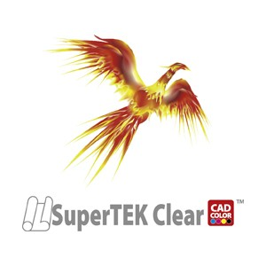 Cad-Color SuperTEK™ Clear